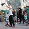 Flashmob beim Fashion Day