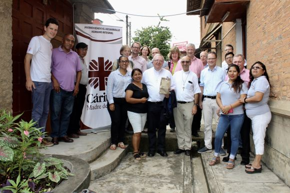 Unsere lokale Partnerorganisation in Peru